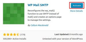 WP Mail SMTP Eklentisi