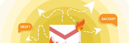 Email yedeği nasıl alınır? Mail, Thunderbird, Outlook Yedekleme