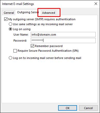 Outlook mail gelişmiş