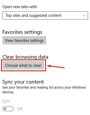 Microsoft Edge Gözatma Verileri