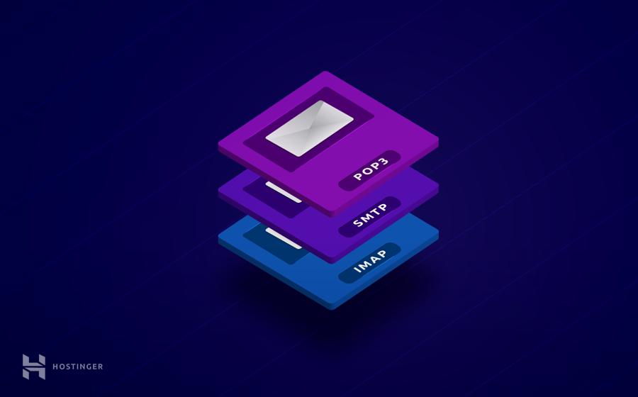 POP3, SMTP, IMAP portları, protokolleri ve aralarındaki fark nedir?