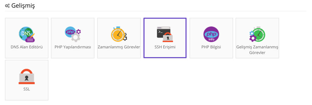 Hostinger SSH Erişimi