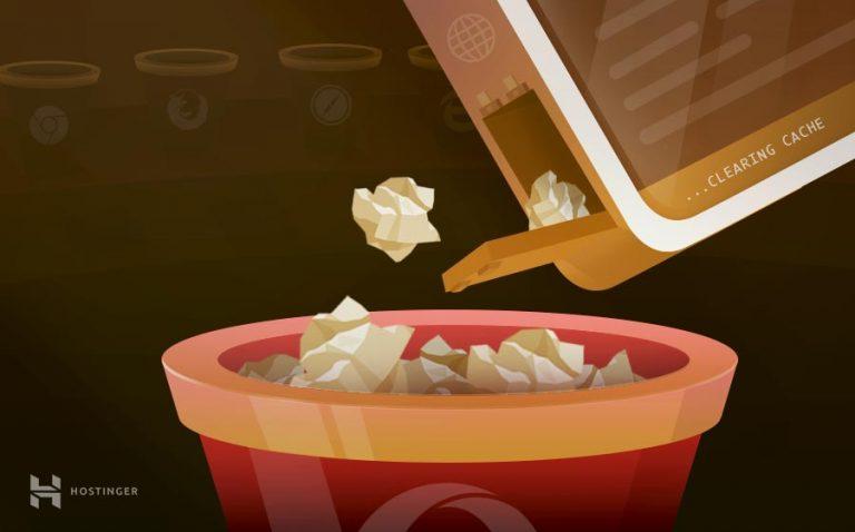 Önbelleği temizleme ve neden önlemeyi temizleme