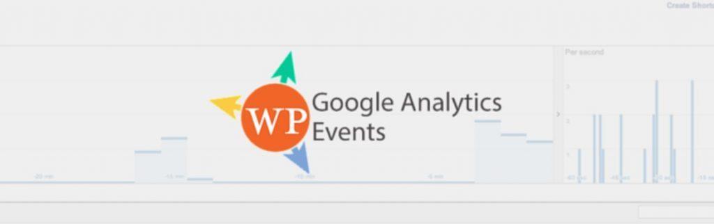 WP Google Analytics Event eklentisi