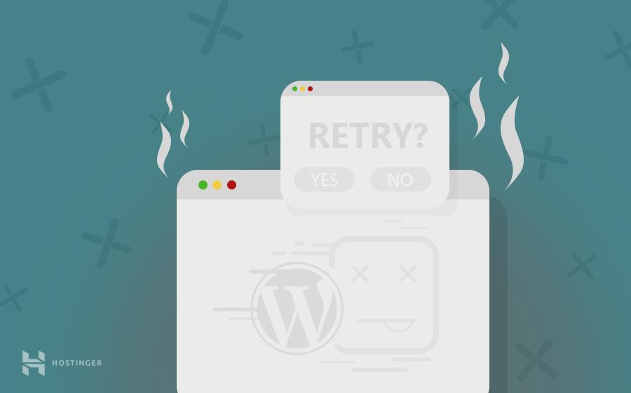 WordPress Beyaz Sayfa Hatası Sorunu Çözümü