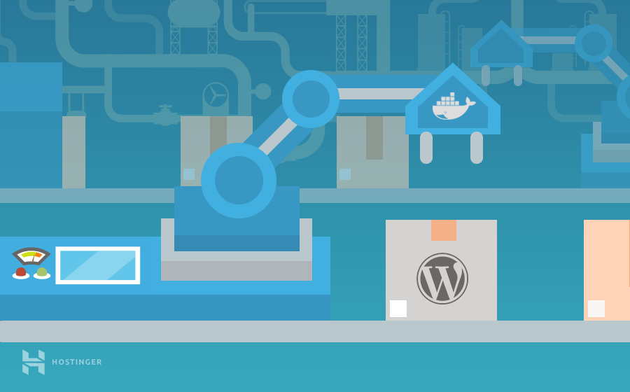 Docker nedir? Docker'da WordPress Kurulumu