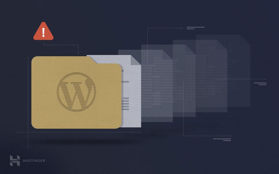 WordPress Geçici Klasör Kayıp Hatası Çözümü