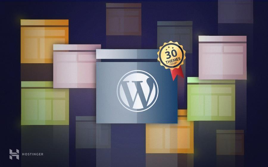 WordPress Tema - 2017'nin En İyi 30 WordPress Teması