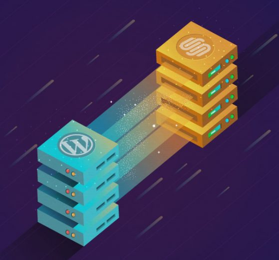 Squarespace'den WordPress'e Site Taşıma