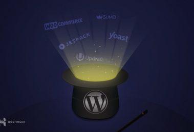 WordPress Eklentileri - 2017'nin En İyileri