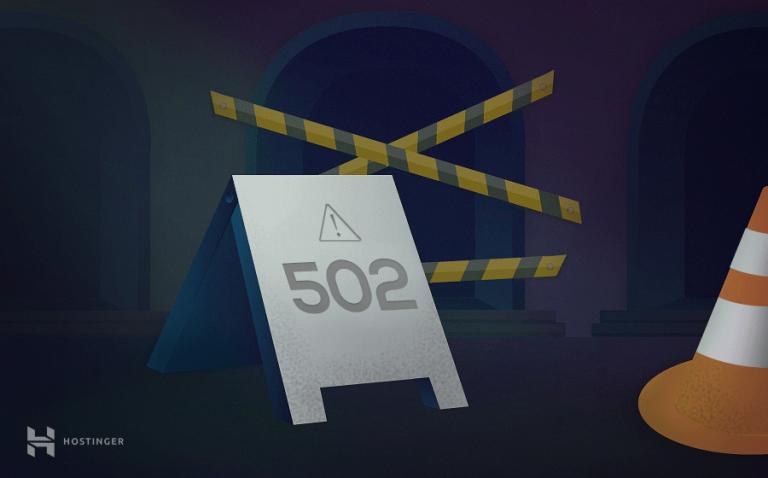 WordPress 502 Bad Gateway Hatasının Çözümü
