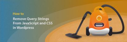 WordPress'de statik kaynaklardan query stringleri kaldırma
