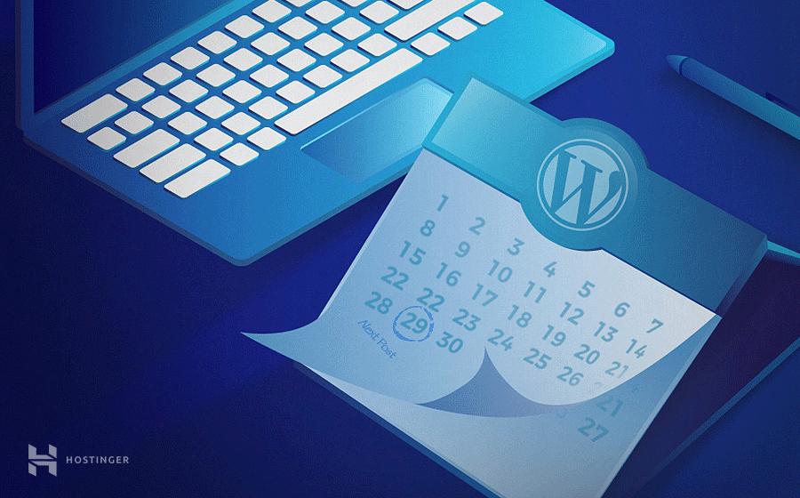 WordPress Yazı Zamanlamayla İlgili Herşey