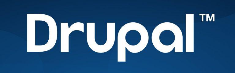 Drupal logo görüntüsü