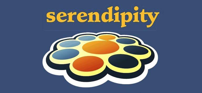 Serendipity logo görüntüsü