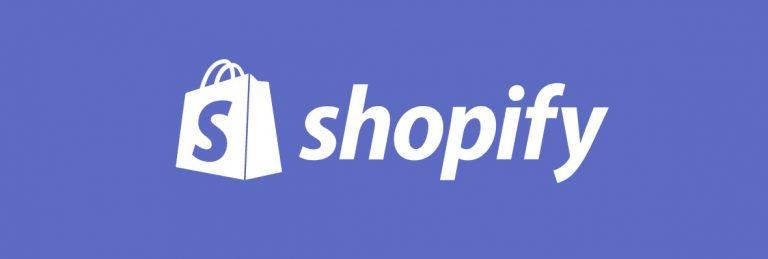 Shopify logo görüntüsü