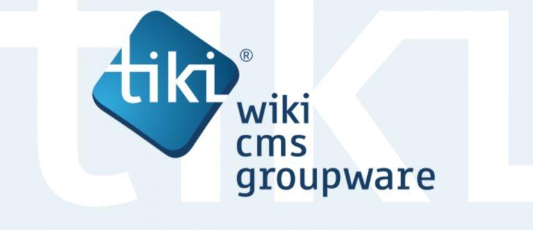 Tiki Wiki Logo Görüntüsü