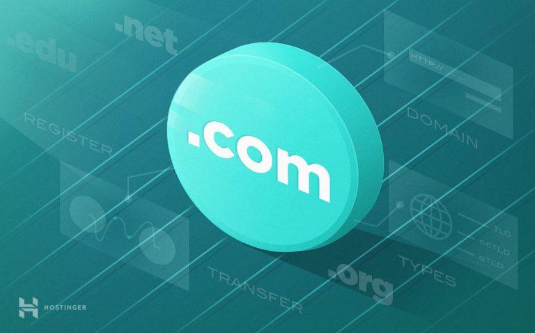Domain Nedir? Yeni Başlayanlar İçin Domain Bilgileri