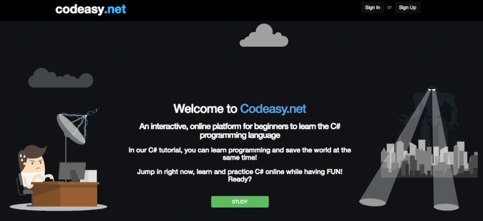 Codeasy.net ile online ücretsiz yazılım öğrenmek