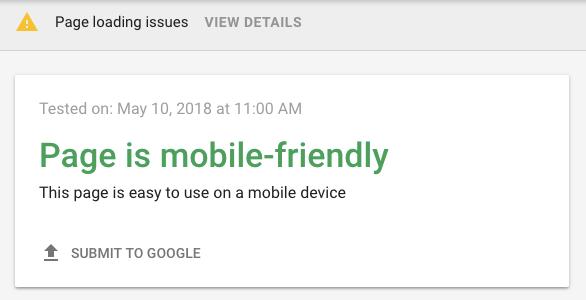 WordPress SEO Tekniği - Google mobil uyumululuk testi yapın
