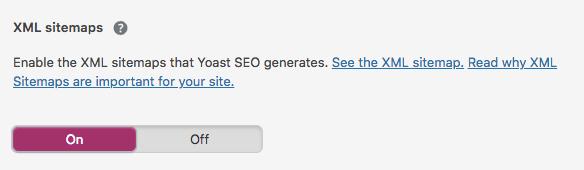 WordPress SEO Tekniği - xml sitemaps etkinleştirme
