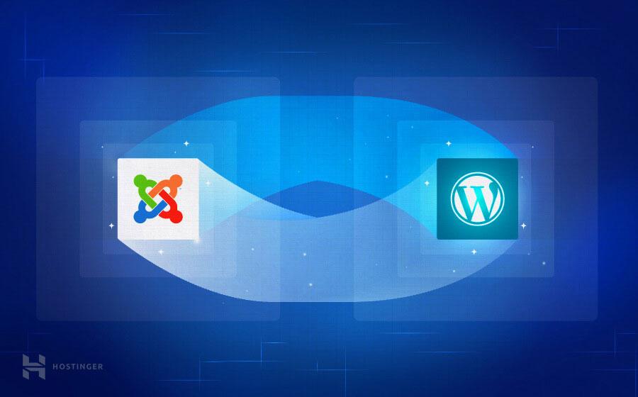 WordPress Joomla Site Taşıma