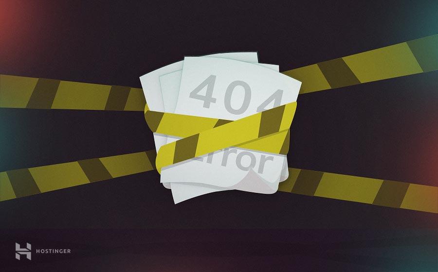 WordPress 404 Not Found Hatası Çözümü (3 Farklı Yöntem)
