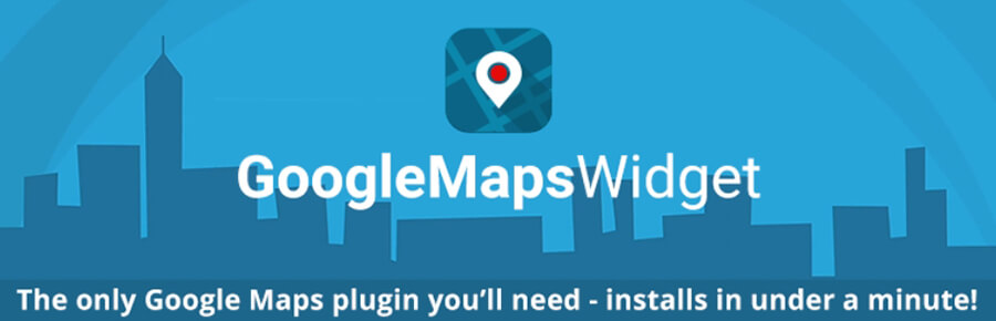 Google Maps Widget Eklentisi