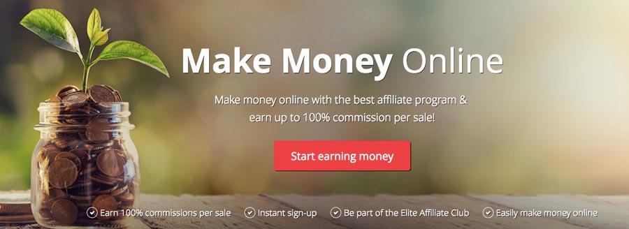 Hostinger iş ortaklığı ile internetten para kazanma