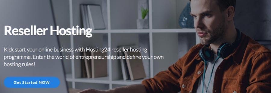 reseller hosting ile internetten para kazanma
