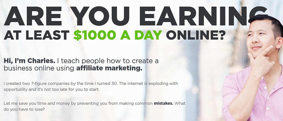 Online iş fikirleri - affiliate bloglar