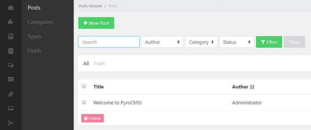 Site oluşturma için en iyi CMS: inceleme, karşılaştırma ve incelemeler