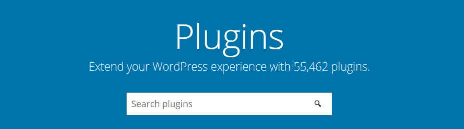 WordPress eklentiler dizini
