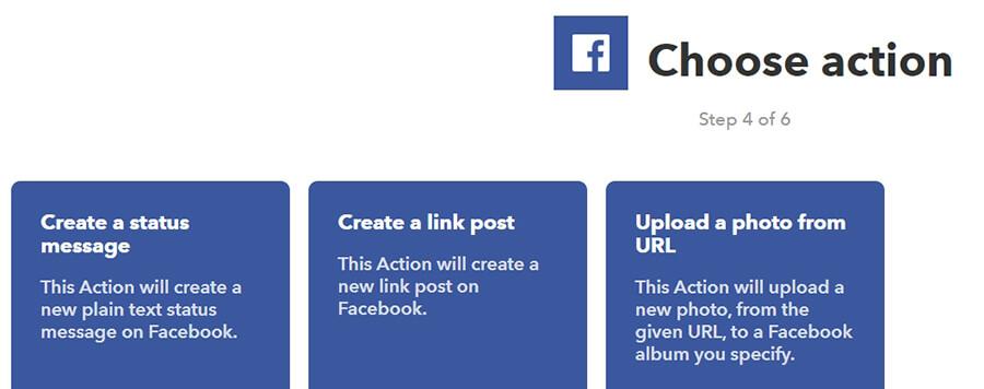 WordPress içeriğiniz için Facebook gönderisi oluşturma