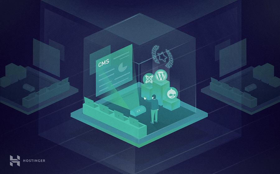 Websitesi açmak için en iyi CMS platformları