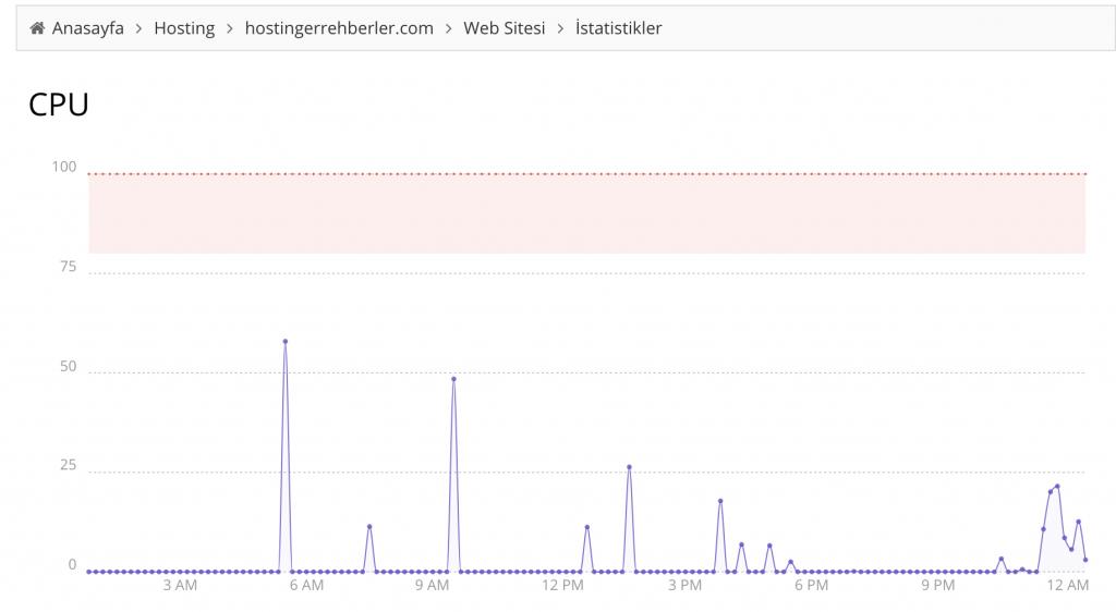 Website kaynak kullanımı kontrolü
