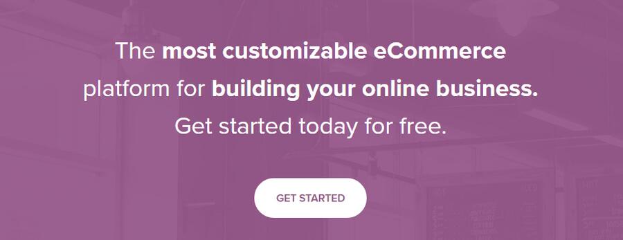 WooCommerce anasayfası