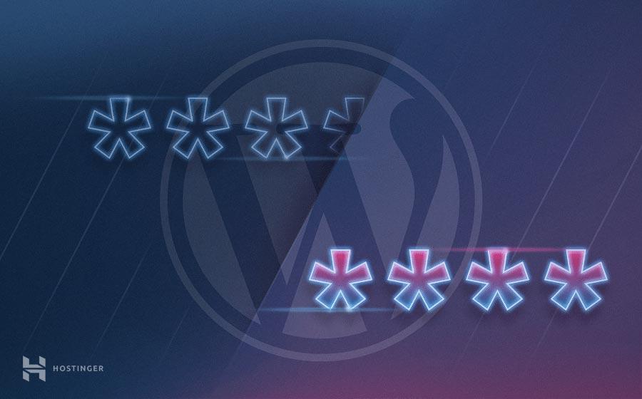 WordPress Admin Şifresi Değiştirme (3 Yöntemle Detaylı Anlatım)