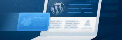 WordPress Üyelik Eklentisi İçeren Web Sitesi Nasıl Yapılır?