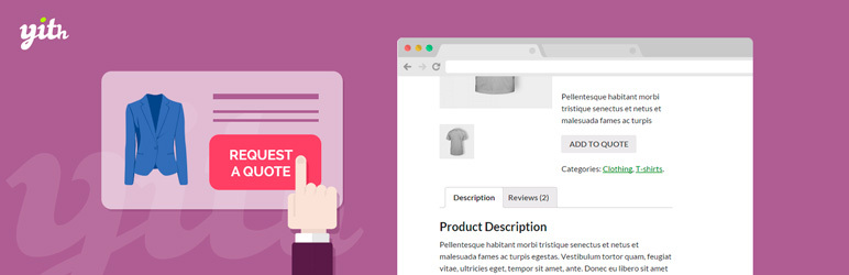 YITH WooCommerce Request a Quote eklentisi.
