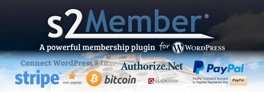 WordPress üyelik sistemi eklentisi olan s2Member.