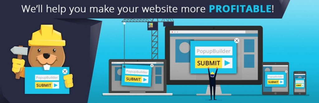 WordPress için Popup Builder eklentisi