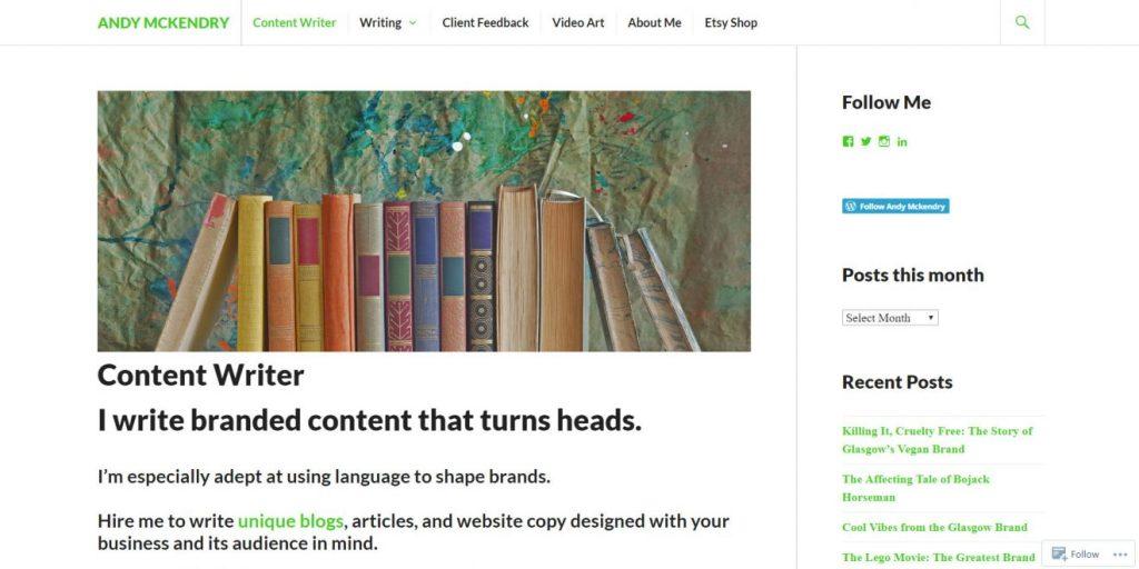 Blog yazarak para kazanmak yöntemi olan freelance yazarlık