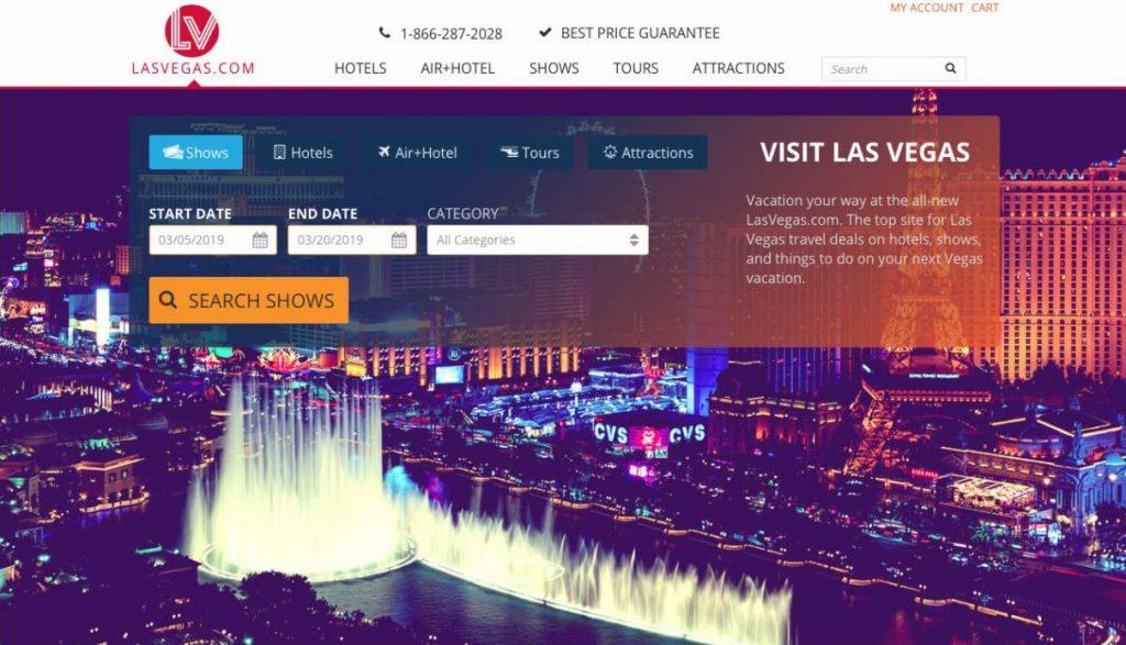 Lasvegas.com alan adı