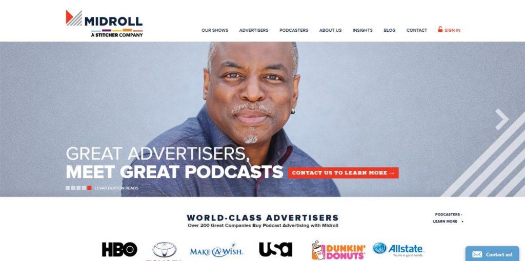 Blog yazarak para kazanmak için podcast reklamcılığı