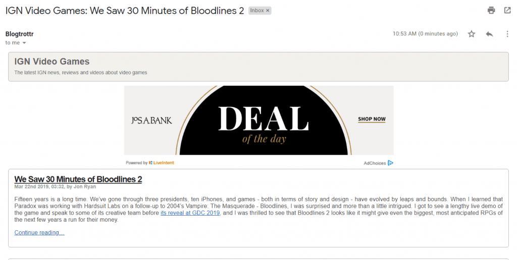 Blog yazarak para kazanmak için RSS reklamcılığı
