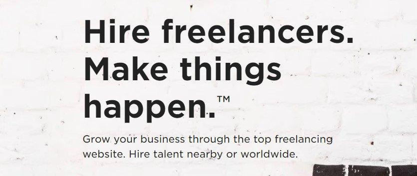 Freelancer Siteleri: Upwork