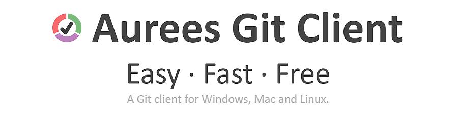 Aurees Git GUI istemcisi