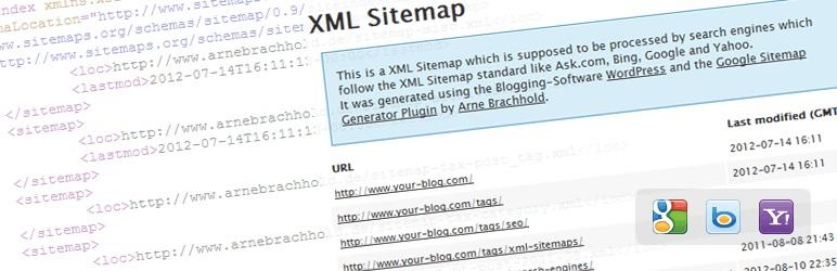 Google XML Sitemaps WordPress SEO eklentisi