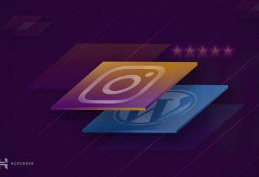 2019'un En İyi 15 WordPress Instagram Eklentisi